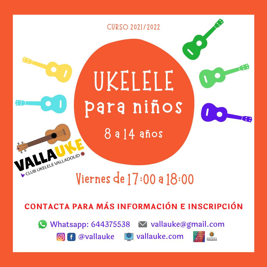 Ukelele para niños 2021